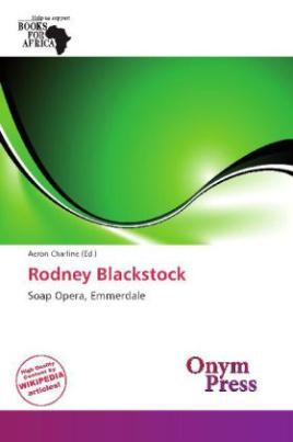 Rodney Blackstock