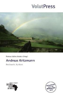 Andreas Kritzmann