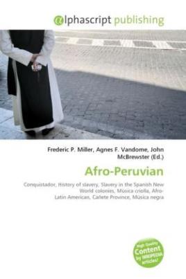 Afro-Peruvian