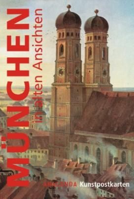 München in alten Ansichten, Postkartenbuch