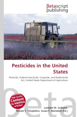 Pesticides in the United States
