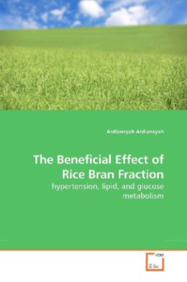 The Beneficial Effect of Rice Bran Fraction