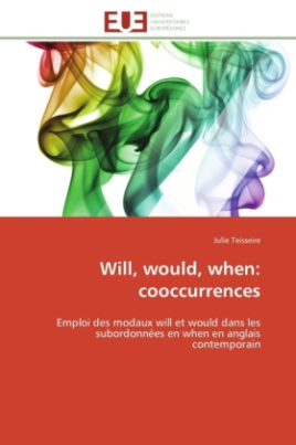 Will, would, when: cooccurrences