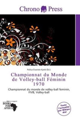Championnat du Monde de Volley-ball Féminin 1970