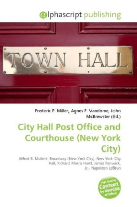 City Hall Post Office and Courthouse (New York City)