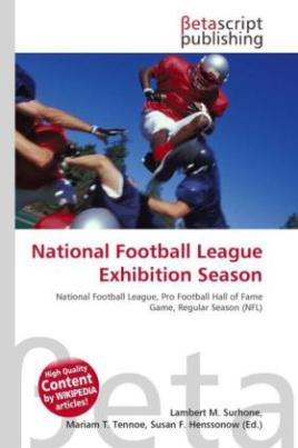 National Football League Exhibition Season
