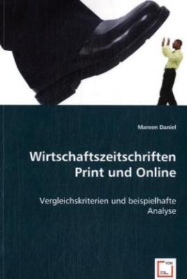 Wirtschaftszeitschriften Print und Online