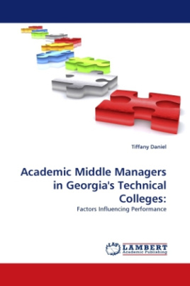 Academic Middle Managers in Georgia's Technical Colleges: