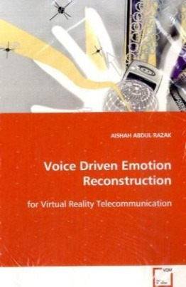 Voice Driven Emotion Reconstruction