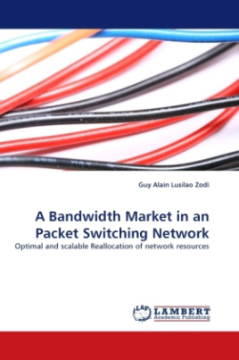 A Bandwidth Market in an Packet Switching Network