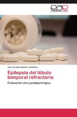 Epilepsia del lóbulo temporal refractaria