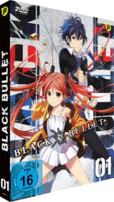 Black Bullet, 2 DVDs (Limited Edition). Vol.1