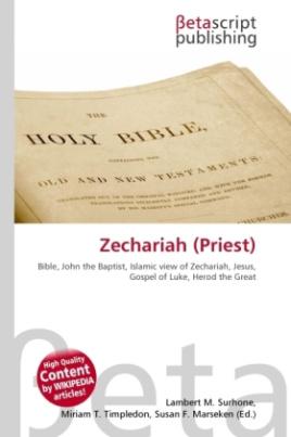 Zechariah (Priest)