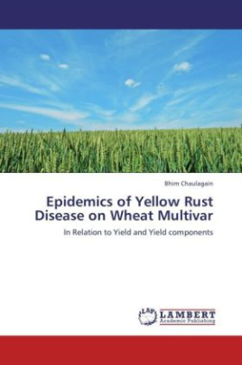 Epidemics of Yellow Rust Disease on Wheat Multivar