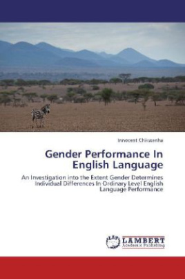 Gender Performance In English Language