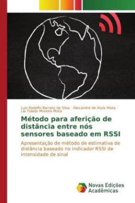 Método para aferição de distância entre nós sensores baseado em RSSI