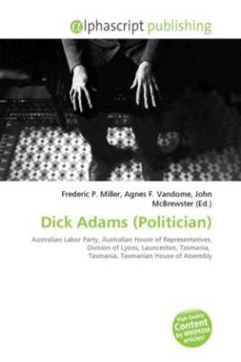 Dick Adams (Politician)