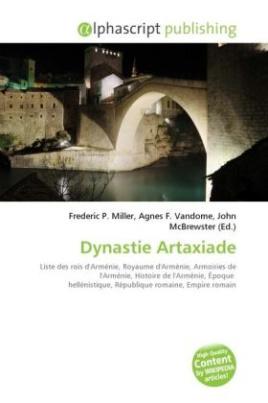 Dynastie Artaxiade