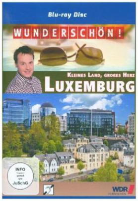 Luxemburg - Kleines Land, großes Herz, Blu-ray