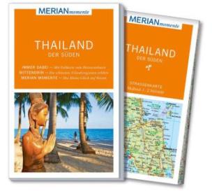 MERIAN momente Reiseführer Thailand Süden