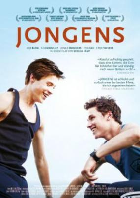 Jongens, 1 DVD (OmU)