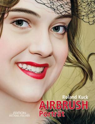 Airbrush Porträt, m. DVD