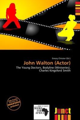 John Walton (Actor)