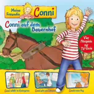 Meine Freundin Conni - Conni auf dem Bauernhof, 1 Audio-CD
