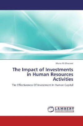 The Impact of Investments in Human Resources Activities