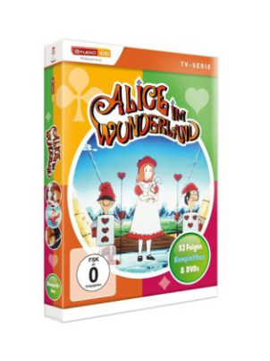 Alice im Wunderland Komplettbox