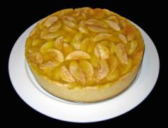 Apfel-Wein-Torte