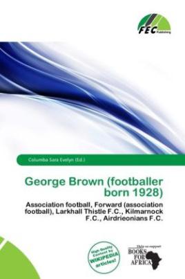 George Brown (footballer born 1928)