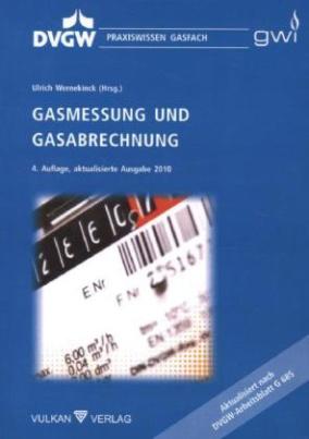 Gasmessung und Gasabrechnung