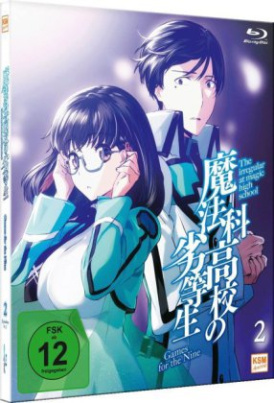 The Irregular at Magic High School - Games for the Nine, 1 Blu-ray. Vol.2