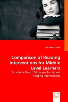 Comparison of Reading Interventions for Middle Level Learners