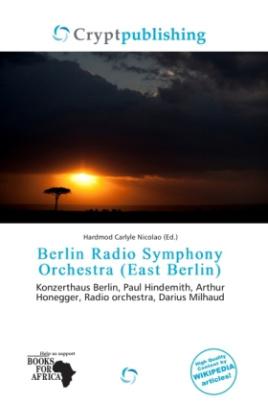 Berlin Radio Symphony Orchestra (East Berlin)