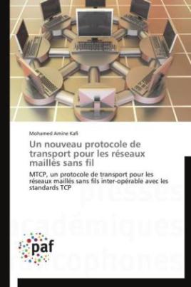 Un nouveau protocole de transport pour les réseaux maillés sans fil