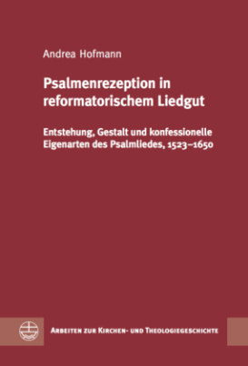 Psalmenrezeption in reformatorischem Liedgut