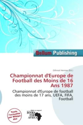 Championnat d'Europe de Football des Moins de 16 Ans 1987