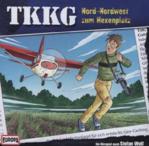 Ein Fall für TKKG - Nord-Nordwest zum Hexenplatz, 1 Audio-CD