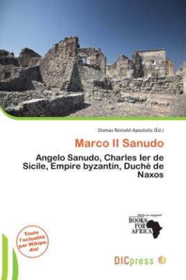Marco II Sanudo