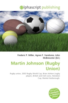 Martin Johnson (Rugby Union)