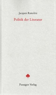 Politik der Literatur