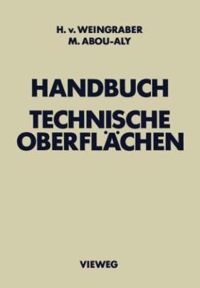 Handbuch Technische Oberflächen