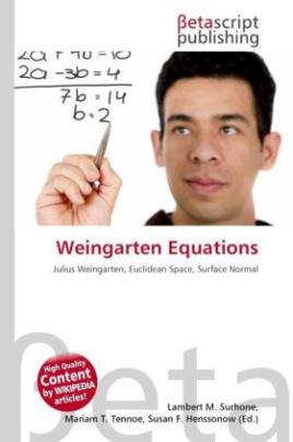Weingarten Equations