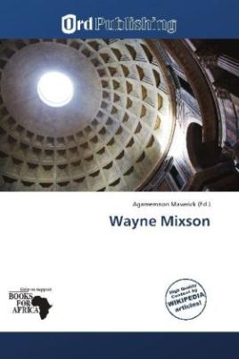 Wayne Mixson