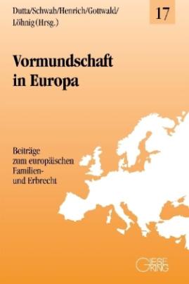 Vormundschaft in Europa