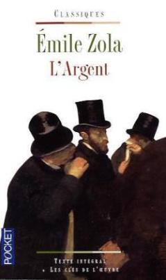 L' Argent. Das Geld, französische Ausgabe