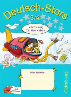 3./4. Schuljahr: Lesetraining für Meeresfans