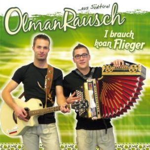 I brauch koan Flieger, 1 Audio-CD